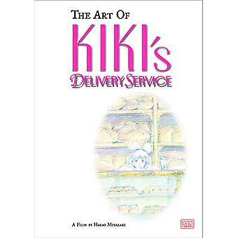 Kunsten å Kiki's Delivery Service av Hayao Miyazaki - 9781421505930 bok