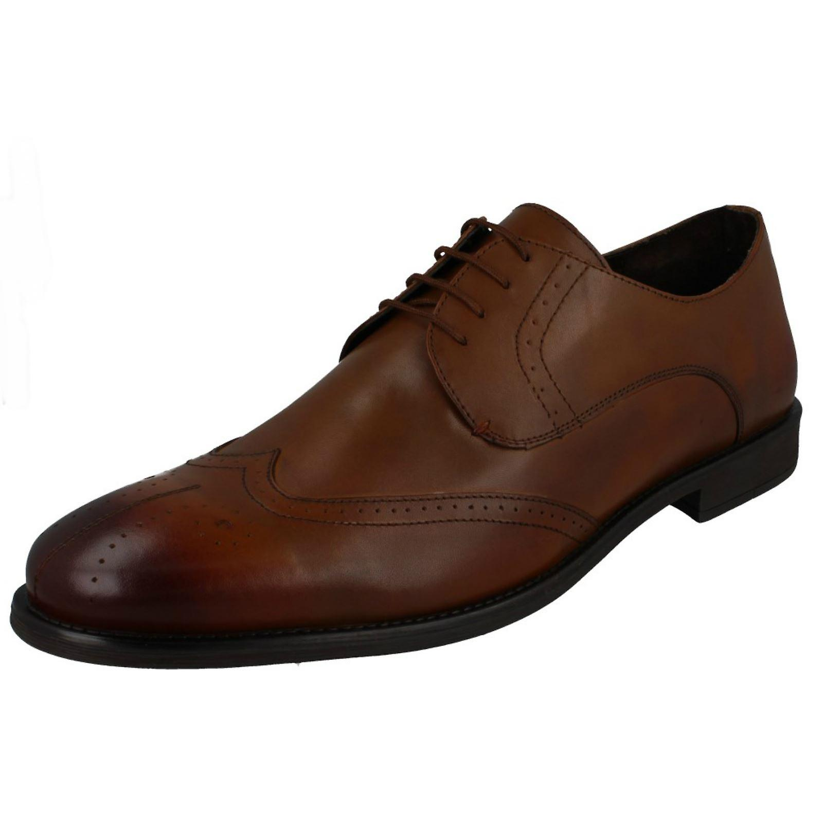 Mens Pods Lace Up Formal scarpe Bristol | Qualità