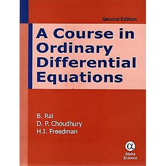 A Course in Ordinary Differential Equations (2nd Revised edition) by
