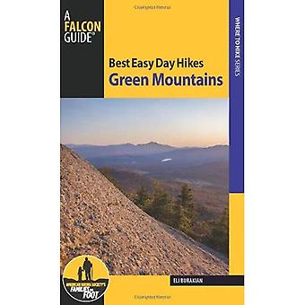 Best Easy Day Hikes Green Mountains (Best Easy Day Hikes Series)
