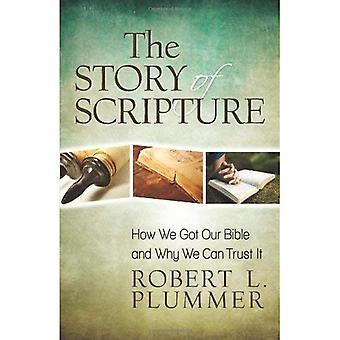 Historien om skriften: hur vi fick vår bibel och varför vi kan lita på det