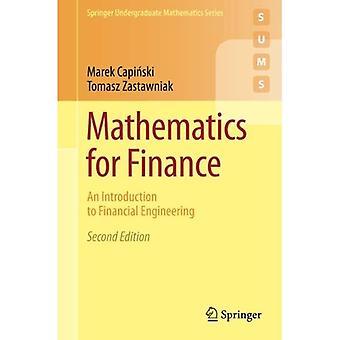 Matematik for økonomi: en introduktion til finansieringsteknik