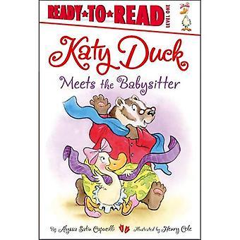 Duck Katy cumple con la niñera