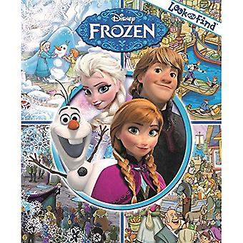 Rechercher et trouver des Disney congelé