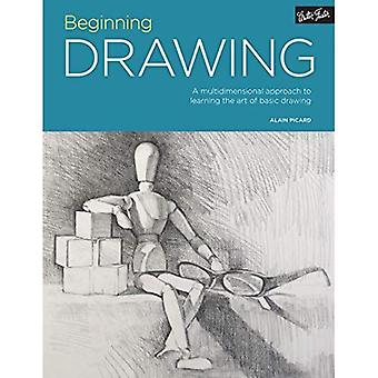 Portfolio: Beginning Drawing: A multidimensional approach to learning the art of basic drawing