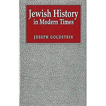 Storia ebrea in tempi moderni