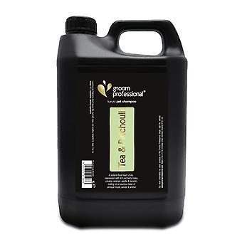 Groom Professional Exclusive Tea & Patchouli Shampoo 4L