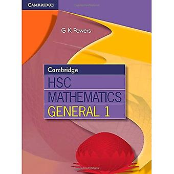 Cambridge HSC Mathematics General 1