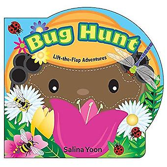 Bug Hunt (Lift-the-flap Adventures) [Board book]