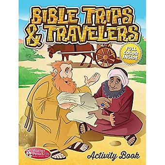 Bible Trips & Travelers-LP 6pk