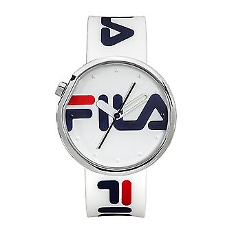 Fila Unisex Watch wristwatch ICONIC EVERYWHERE 38-161-101 silicone
