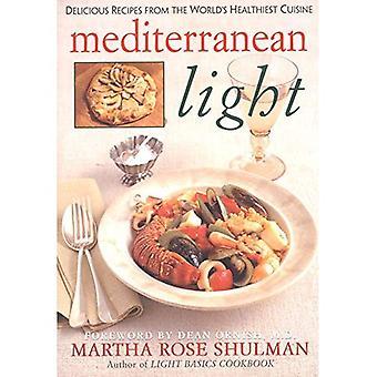 Luce del Mediterraneo: Deliziose ricette di cucina più sana del mondo