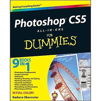 Photoshop CS5 All-in-One für Dummies (For Dummies