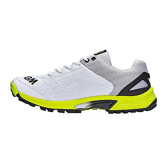 Gunn & Moore 2019 All Rounder Junior enfants Cricket chaussure blanc/Lime