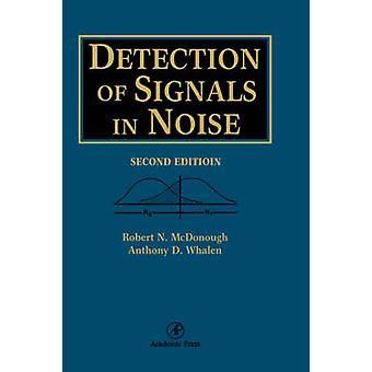 Détection des signaux dans le bruit par McDonough & N. Robert