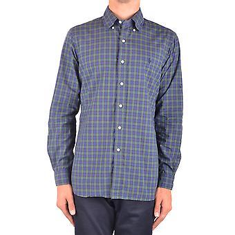 Camisa de algodón azul de Ralph Lauren