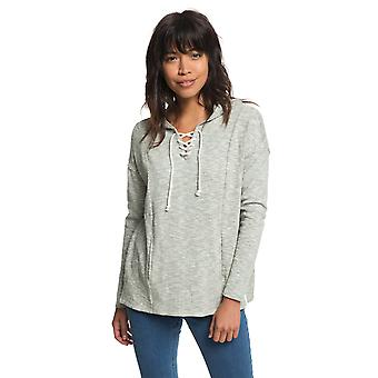 Roxy Womens Discovery Arcade Hoodie - Burnt Olive