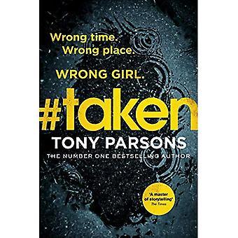 #taken: Wrong time. Wrong place. Wrong girl.