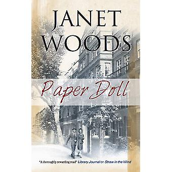 Paper Doll (First World Large Print ed) by Janet Woods - 978072789604