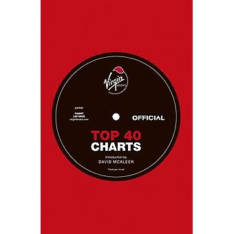 The Virgin Book of Top 40 Charts-9780753522004