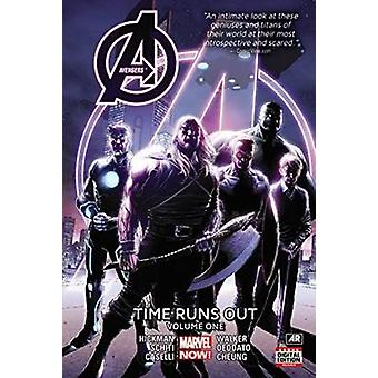 Avengers - Volume 1 - Time Runs Out by Jonathan Hickman - Jim Cheung -