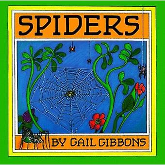 Spiders by Gail Gibbons - 9780823410811 Book