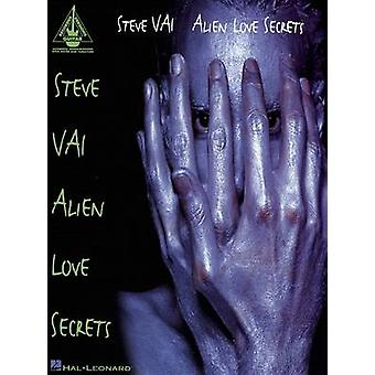 Steve Vai - Alien Love Secrets by Steve Vai - 9780793544493 Book