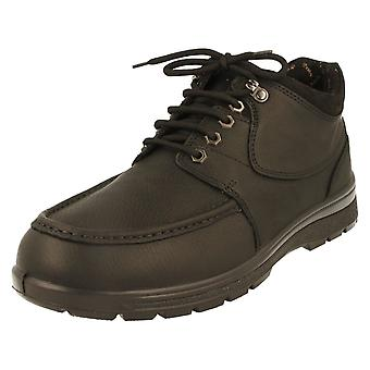 Mens padders Lace Up Waterproof Boots G/H Fit Crest
