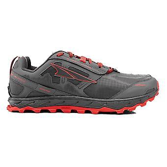 Altra Lone Peak 4 Low Mesh Mens Zero Drop & Foot Shape Toe Box Trail Running Shoes