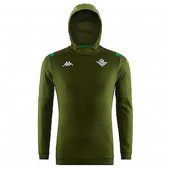 2019-2020 Real Betis Training Hoodie (Green)