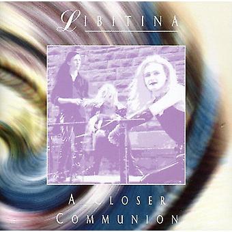 Libitina - Closer Communion [CD] USA import