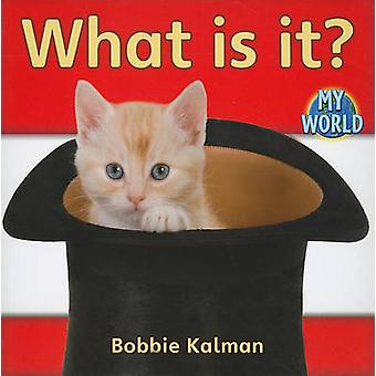 What Is It? by Bobbie Kalman - 9780778795728 Book