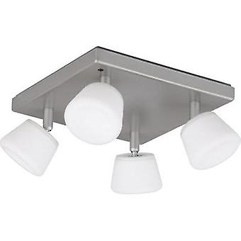 LED ceiling spotlight 24 W RGB JEDI Lighting Emerald JE23949 Grey