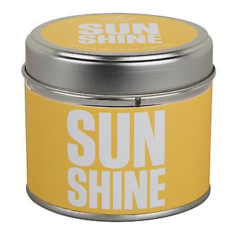 Words Fail Me Collection Candle in a Tin - Sunshine