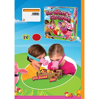 Falomir Game Little Pigs Wolverines (Kids , Toys , Table games , Memory games)