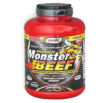 Amix Beef Monster 2 Kg + 200 G Free