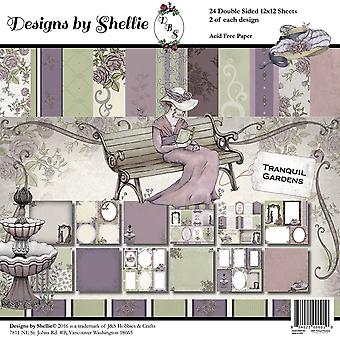 Designs By Shellie Cardstock 12