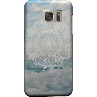 Mandala-Wellen cover für Galaxy Note 5