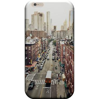 New York City street cover voor iPhone 6/6S
