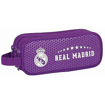 Real Madrid Triple 2nd Portatodo Equipment (Brinquedos , Zona Escolar , Estojos)
