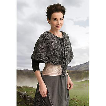Outlander Yarn Kit-The Gathering Spellbinding Capelet 600-613