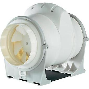 Duct extractor fan 230 V 320 m³/h 12.5 cm Wallair