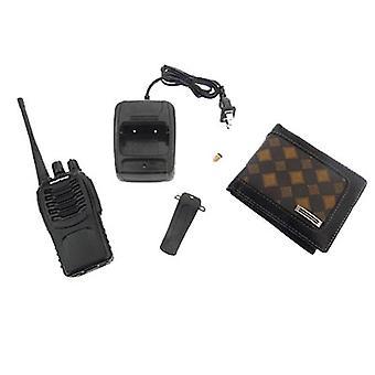 Lockpick Spy Audio-Receiver Wallet hidden receiver