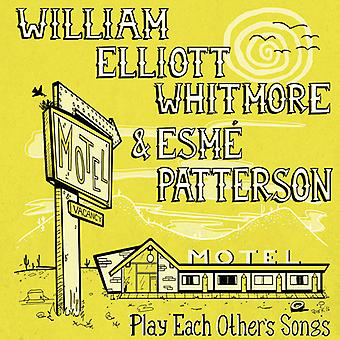 Whitmore, William Elliott & Patterson, E - Play Each Others Songs [Vinyl] USA import
