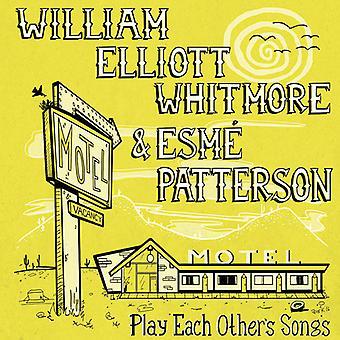 Whitmore, William Elliott & Patterson, E - jugar Each Others canciones [vinilo] los E.e.u.u. las importaciones