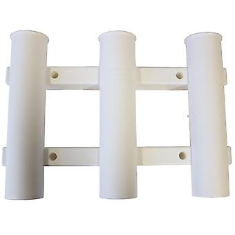 Berkley Tube Fishing Rod Rack - White