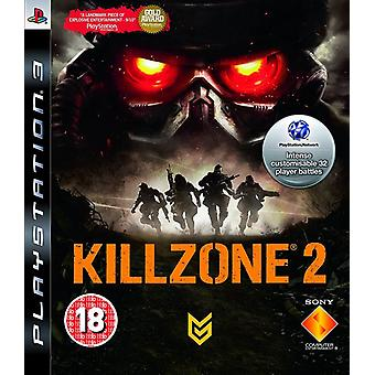 Killzone 2 PS3 Game