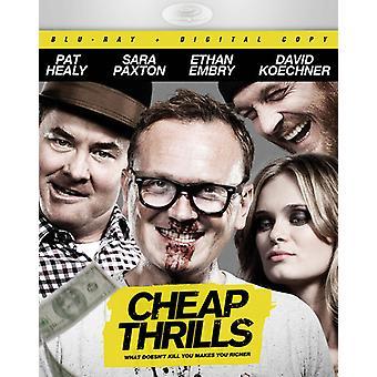 Cheap Thrills [BLU-RAY] USA import