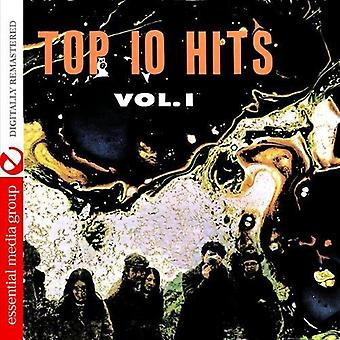 Tempo International Productions - Tempo International Productions: Vol. 1-Top Ten Hits [CD] USA import