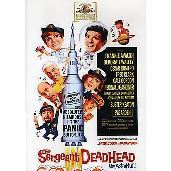 Sergent Deadhead (1965) [DVD] USA importerer